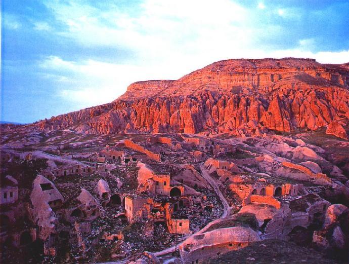 Kapadokya Gezilecek Yerleri