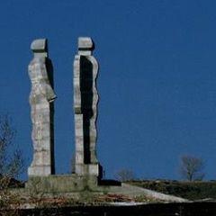 Kars'taki İnsanlık Heykeli