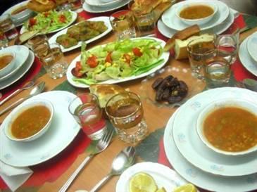 Ramazanda Kilo Almama,Ramazan Ayında Diyet Nasıl Yapılmalı